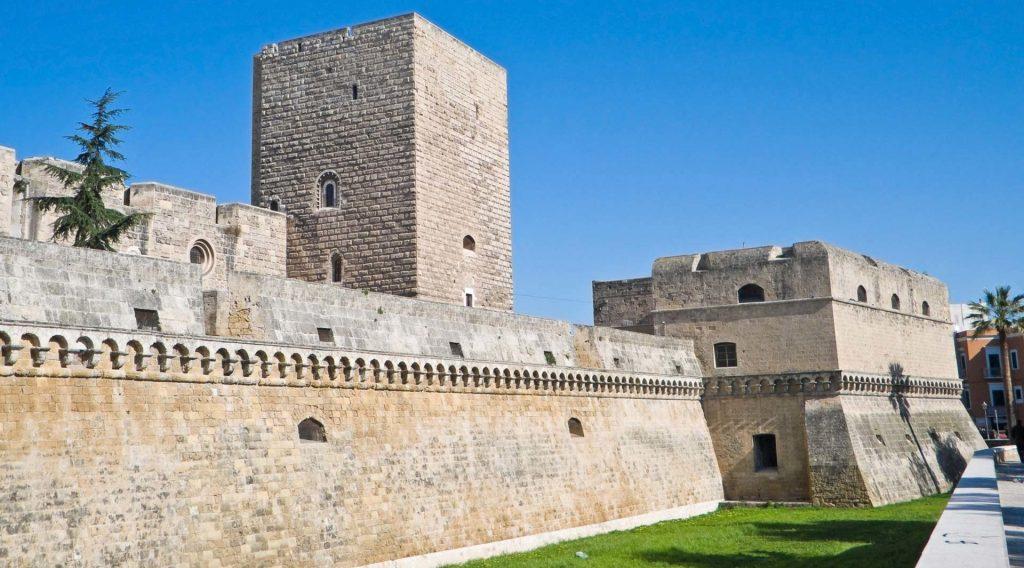 Castello Normanno-Svevo di Bari, 10 Cose da vedere a Bari