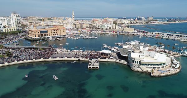 Panoramica Città Bari | cconforthotels.com | Gestione Alberghiera | CConfort Hotels