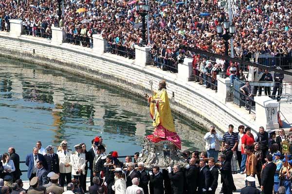 Festeggiamenti San Nicola di Bari