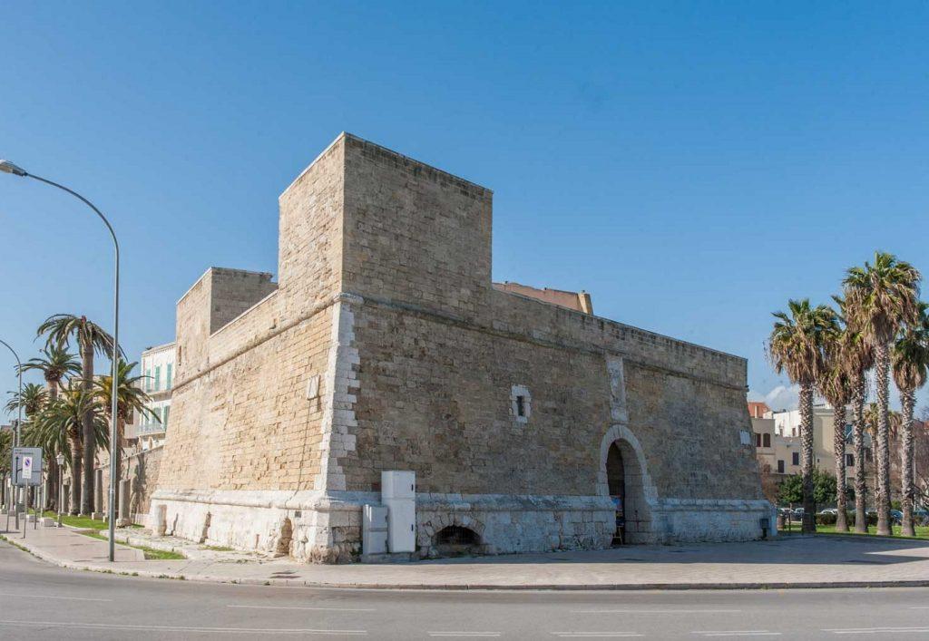 Fortino San Antonio di Bari, 10 Cose da vedere a Bari