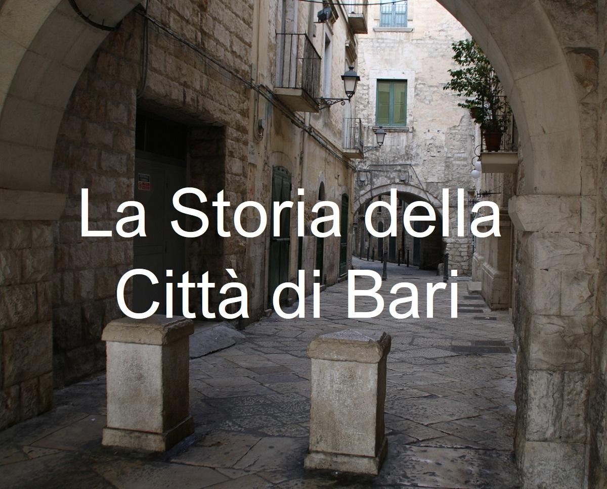 L Storia della Città di Bari | cconforthotels.com | Gestione Alberghiera