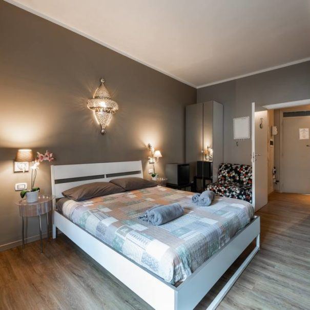 B&B Appartamento Cavour | cconforthotels.com | Camera Matrimoniale