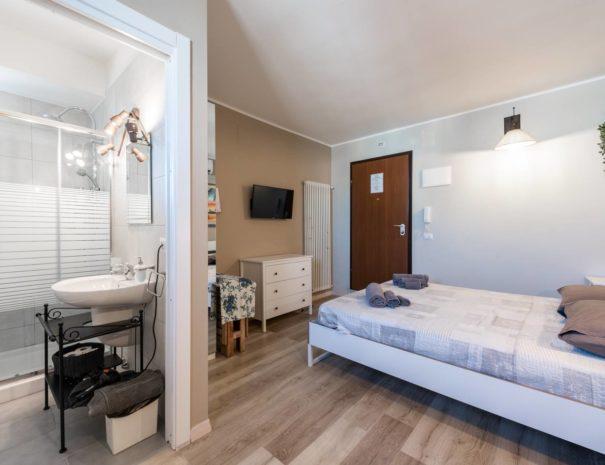 B&B Appartamento Cavour Monolocale Matrimoniale Deluxe