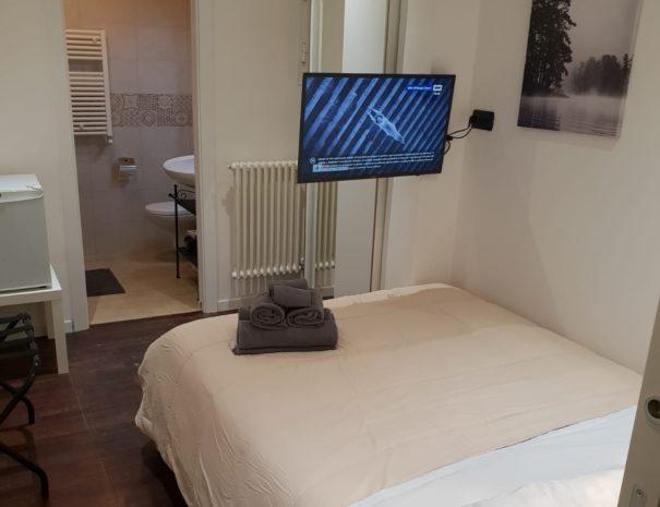 B&B Appartamento Cavour Bari Camera Matrimoniale Piccola