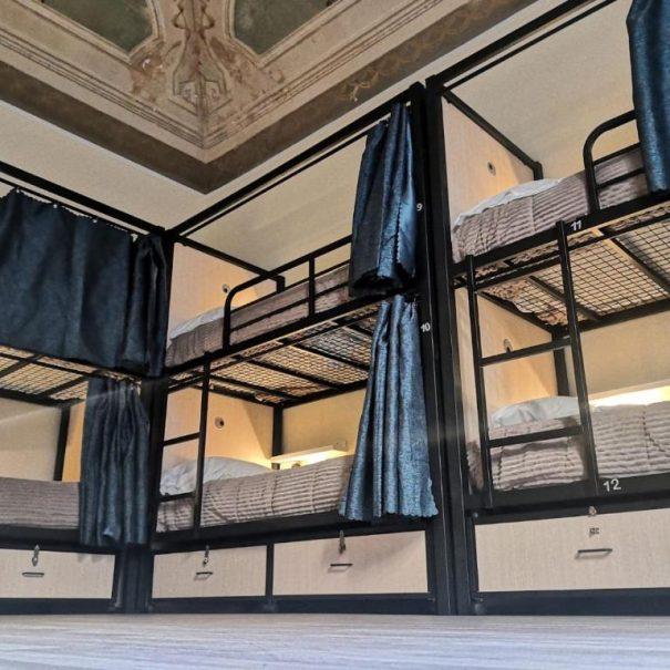 Ostello Letto a Castello in Dormitorio Misto OHBC | www.cconforthotels.com | CConfort Hotels | Gestione Alberghiera