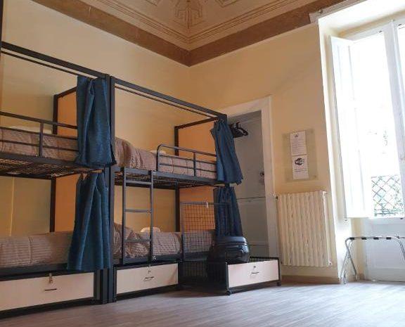 OHBC Letto a Castello in Dormitorio Misto | CConfort Hotels
