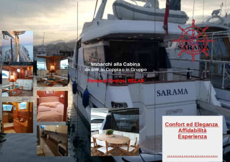 Brochure SARAMA Yacht lato 2