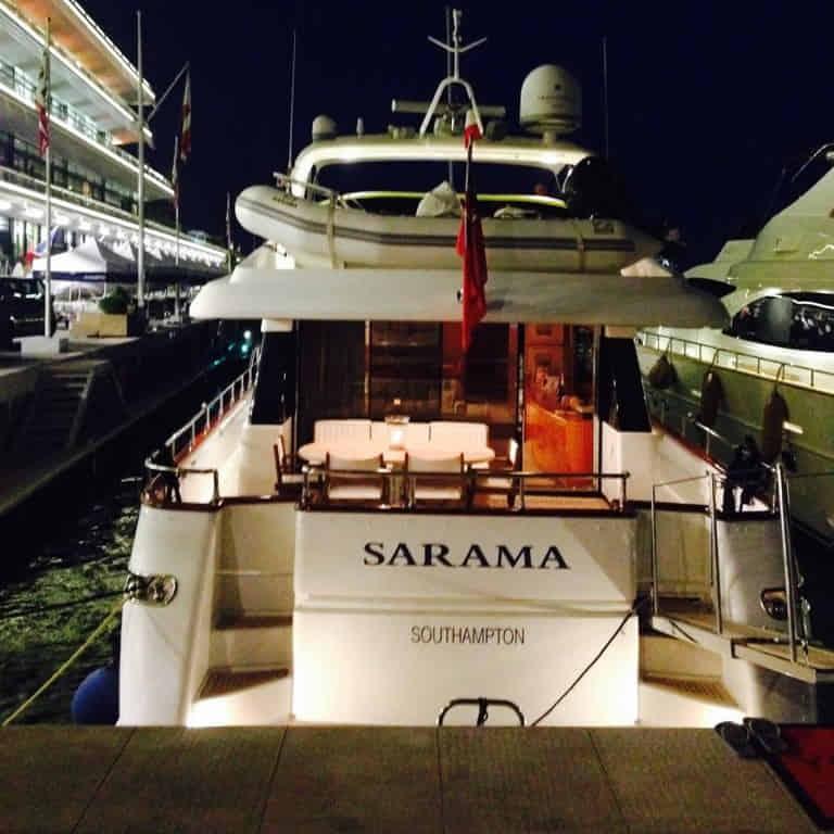 SARAMA yacht | Vacanze in Barca